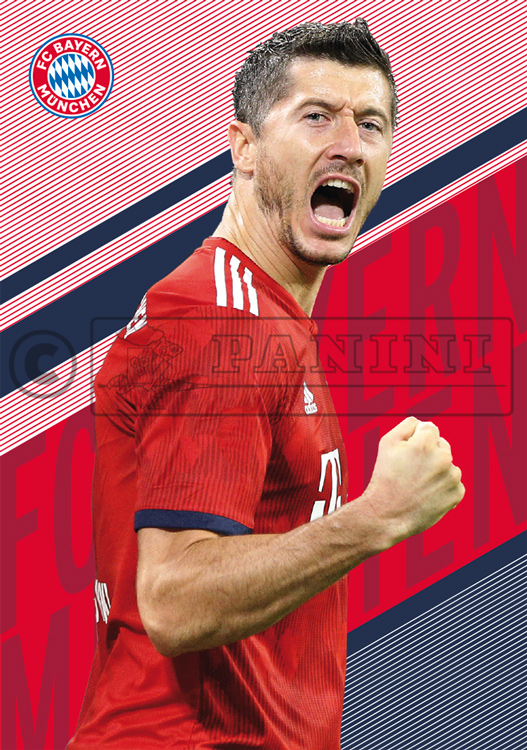 Corentin Tolisso Sticker 110 Panini FC Bayern München 2018//19