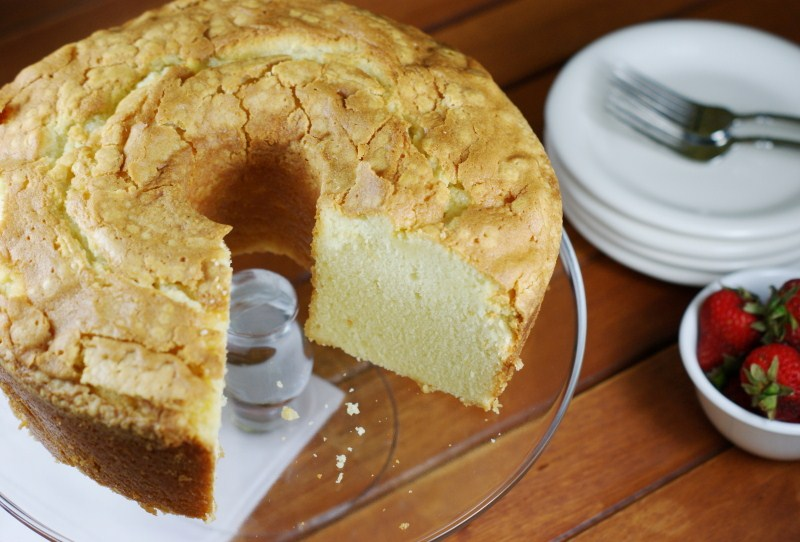 Southern Pound Cake Image