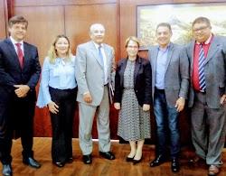 FAMEM: A convite do prefeito Tema e deputado Zé Reinaldo Ministra virá ao Maranhão