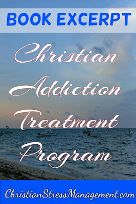 Christian Addiction Recovery Book