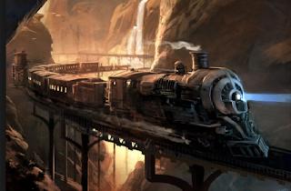 Στο τρένο της ζωής, χωράνε λίγοι και καλοί. Οι πολλοί κάνουν θόρυβο