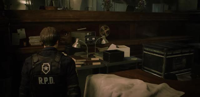 Resident Evil 2 nos muestra un nuevo gameplay