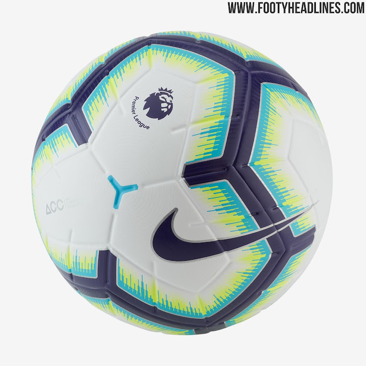 47263501980 Just 4 Panels  Nike Merlin Premier League 18-19 Ball Released ...