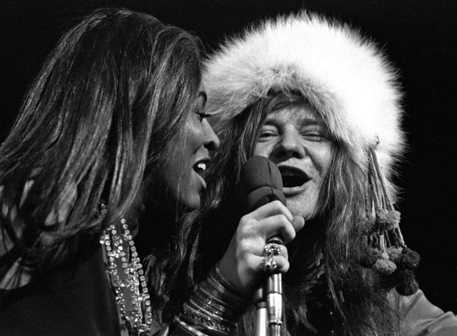 BlueisKewl: Janis Joplin and Tina Turner Performing Land of a ...