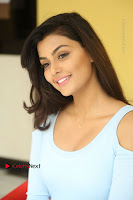 Anisha Ambrose Latest Pos Skirt at Fashion Designer Son of Ladies Tailor Movie Interview .COM 0984.JPG