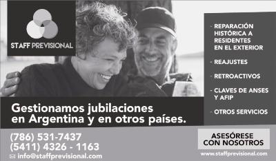 Jubilados de Argentina: Nueva normativa para residentes en Estados Unidos