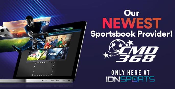 Sportsbook Provider CMD 368