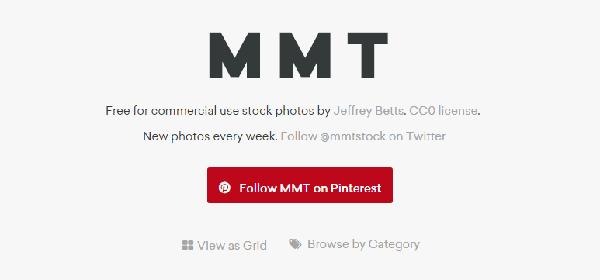 Situs Penyedia Gambar Gratis MMT