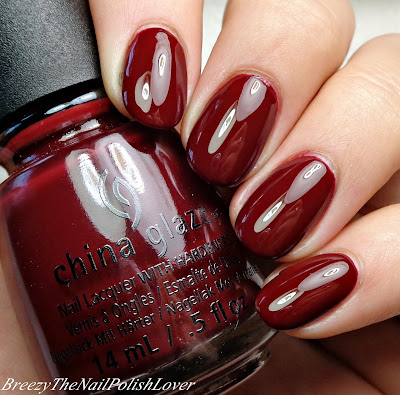 China Glaze Cheers! Holiday Collection!