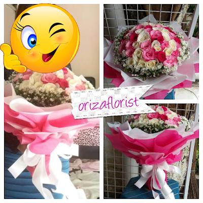 bouquet boneka surabaya, hand bouquet pengantin surabaya, hand bouquet online surabaya