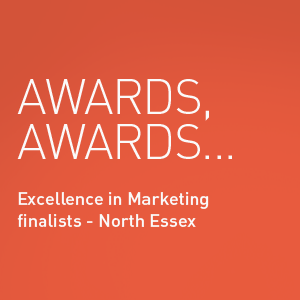 North Essex Business Awards 2016 Excellence in Marketing Finalists Laban Brown Design