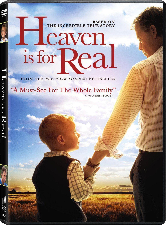 Heaven Is for Real (2014) Dual Audio 720p BluRay x264 [Hindi – English] ESubs
