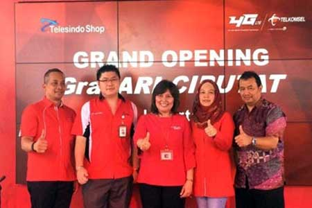 Alamat & Nomor Telepon Grapari Telkomsel Tangerang