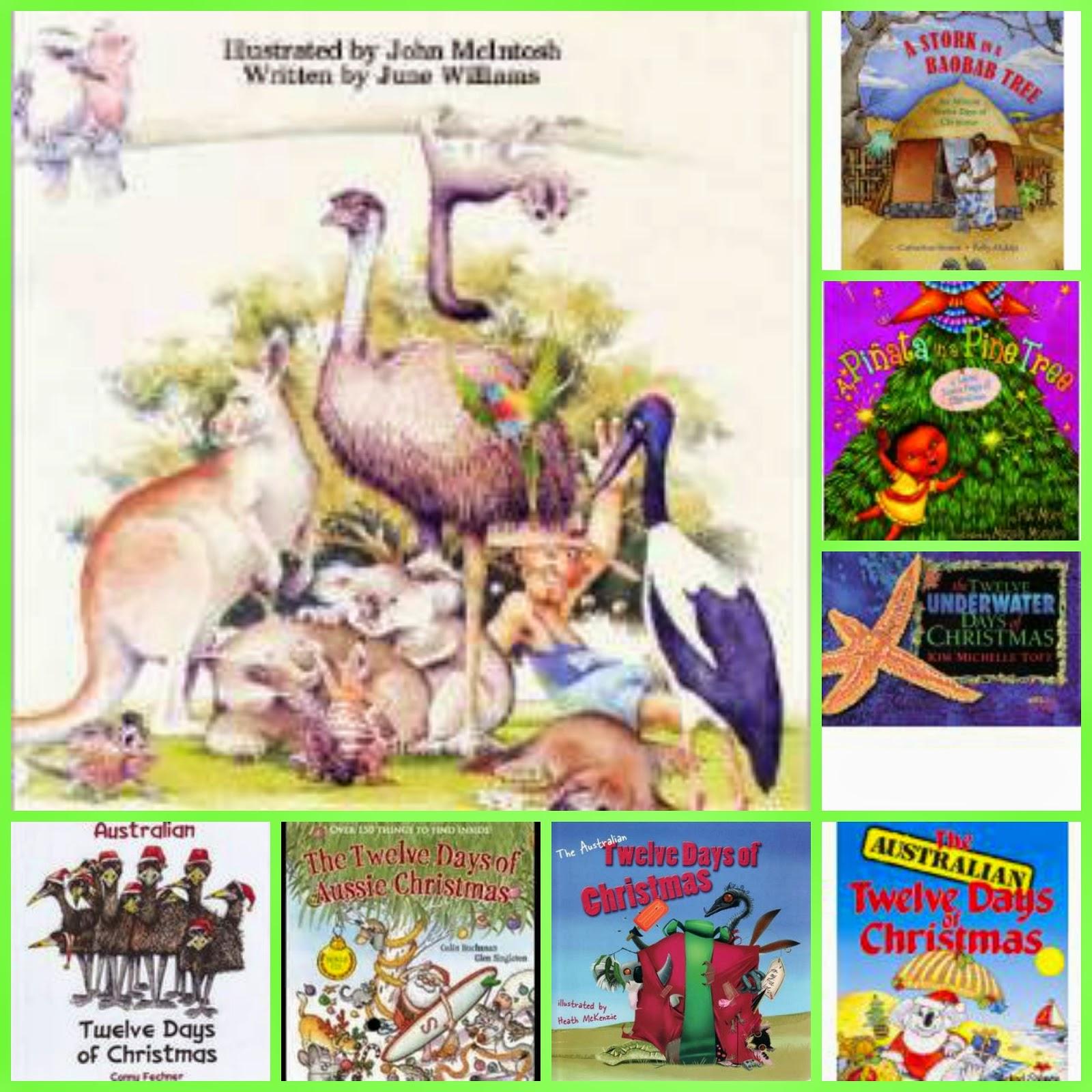 Kinderbookswitheverything 23rd November The Twelve Days