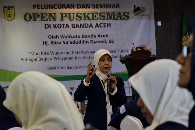Penerapan Open Puskesmas di Banda Aceh, Inovasi Terbaru di Indonesia