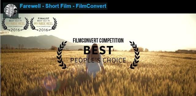Makedonischer Film gewinnt Auszeichnung bei FilmConvert Competition 2016