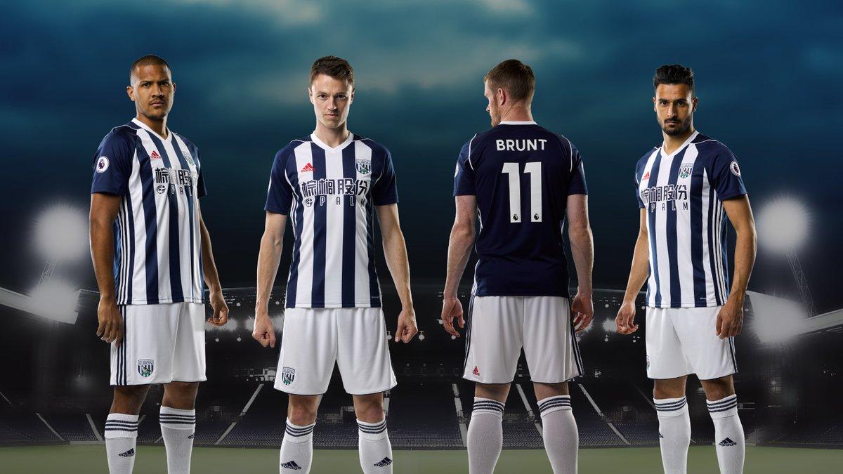 ผลการค้นหารูปภาพสำหรับ West Bromwich Albion 2018