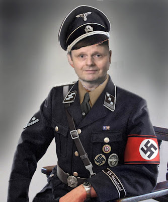 Damian Thompson Nazi