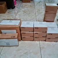 Paket pengiriman