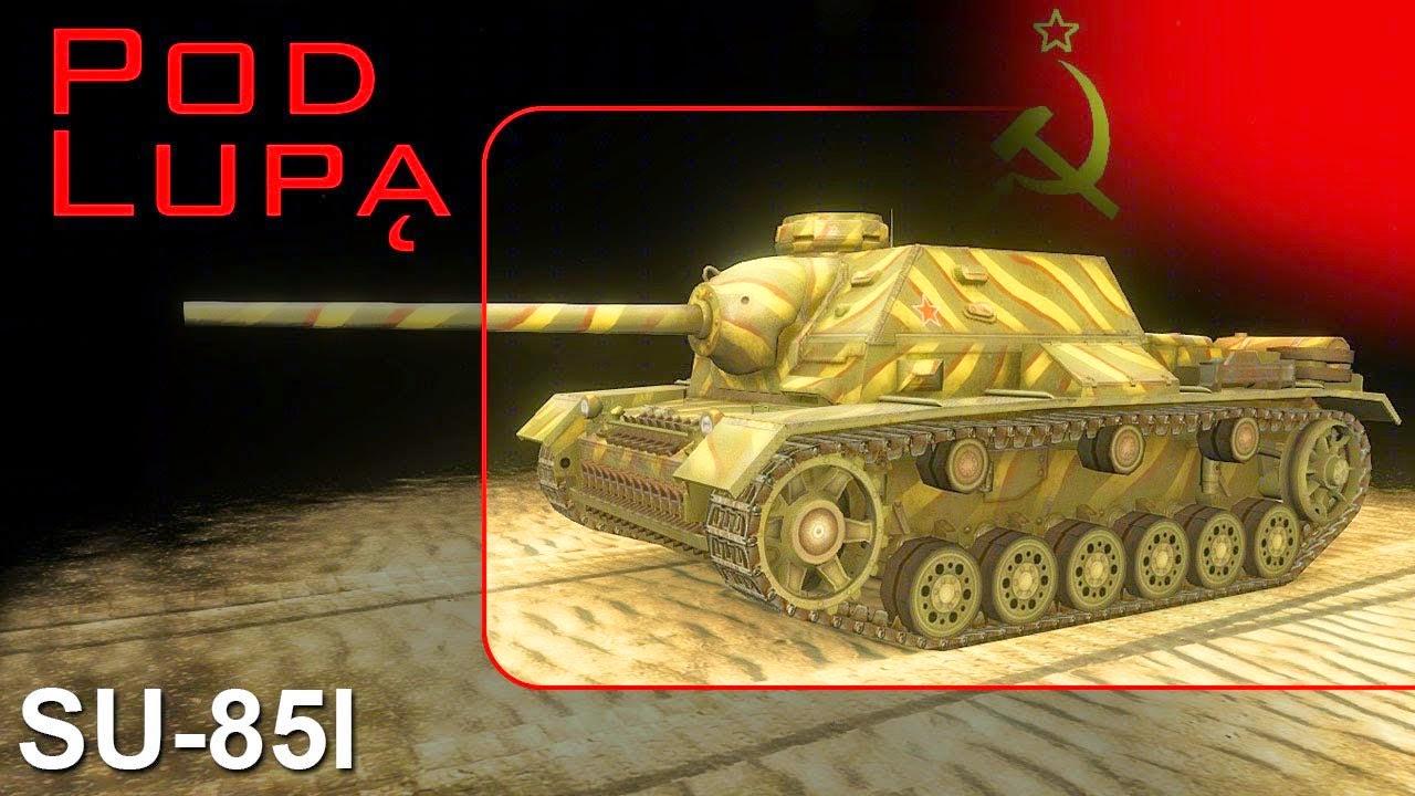 World of Tanks Fan's Blog: [Review]: SU-85I Soviet Premium TD tier V