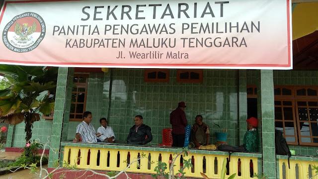 Test  Panwaslu Kecamatan Malra Masuk Tahap Wawancara