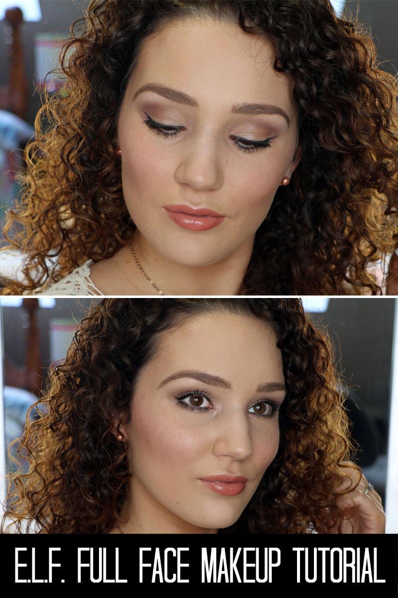 Getglammedup elf cosmetics makeup tutorial baditri Gallery