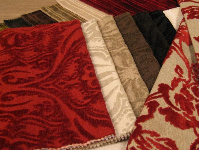 Diccionario de telas estudio estilo - Telas de tapicerias para sofas ...