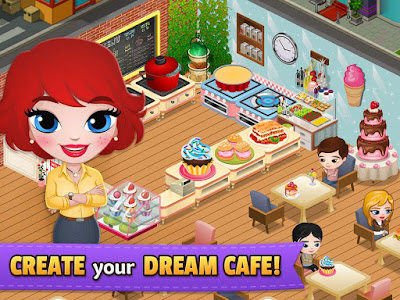Screenshot Cafeland - World Kitchen