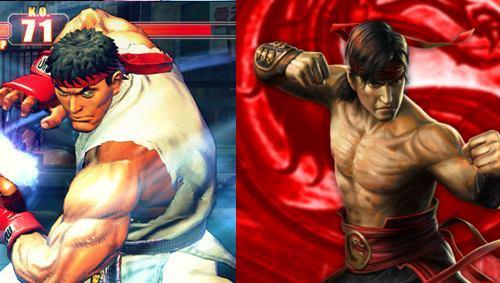 Fightvg Ed Boon Mortal Kombat Vs Street Fighter Is Inevitable