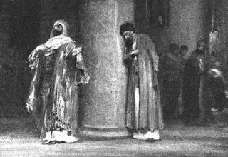 30 Niedziela Zwykła (C) – Świętość to pokora