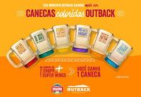 Promoção Canecas Coloridas Outback outback.com.br/canecas