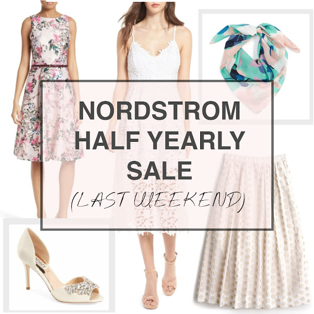 Nordstrom Half Yearly Sale The Northern Magnolia