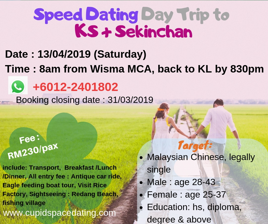 Speed-Dating cupido