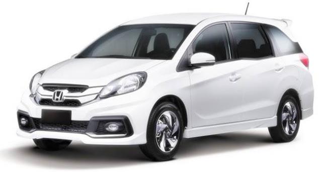 2016 Honda Mobilio Philippines