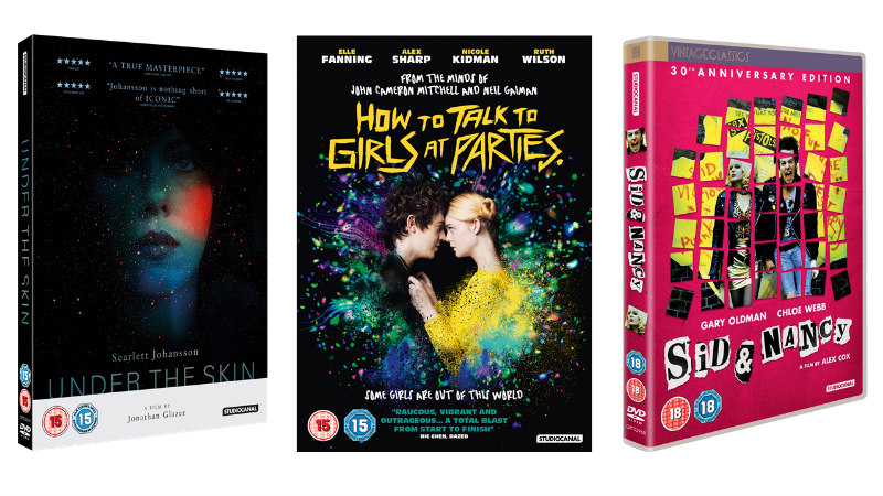 HOW TO TALK TO GIRLS AT PARTIES DVD Bundle