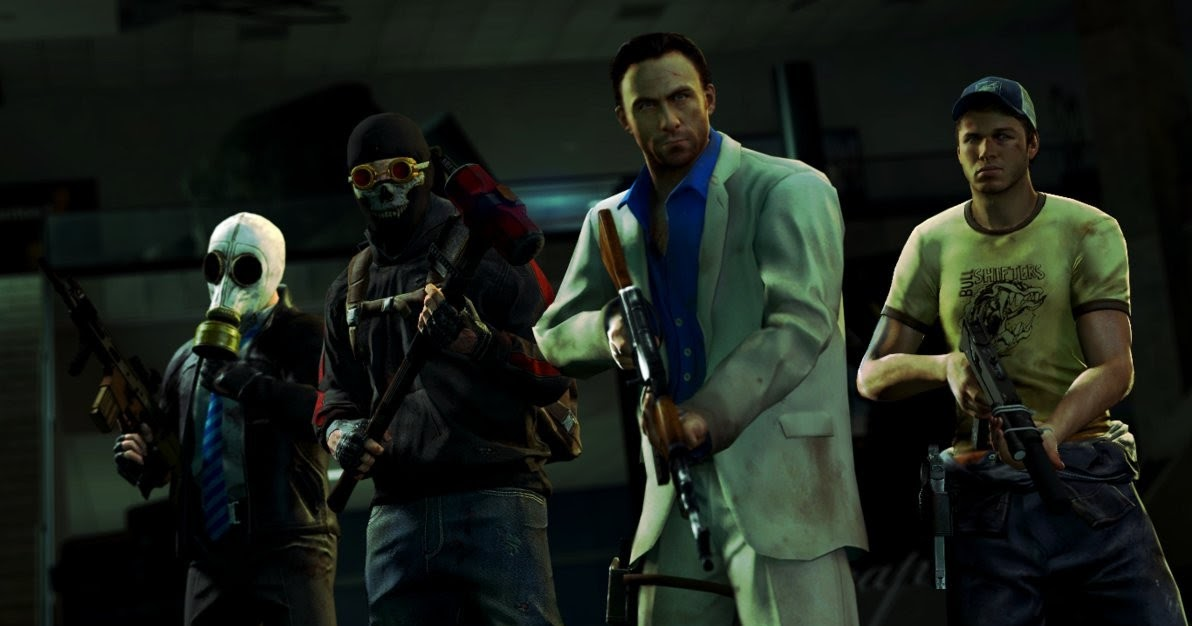 Left 4 dead 2 full game 2.0 1.0 play online game play