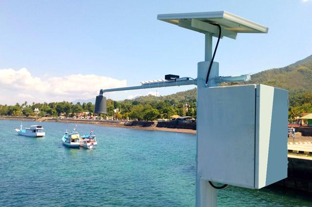 Luwes Water Sensor