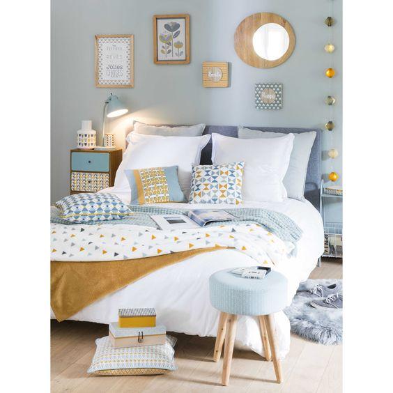 Cara Dekorasi Kamar Tidur Dengan Ruangan Yang Sempit Dan ...