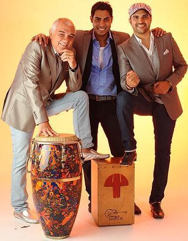 Foto de Guaco con algunos instrumentos