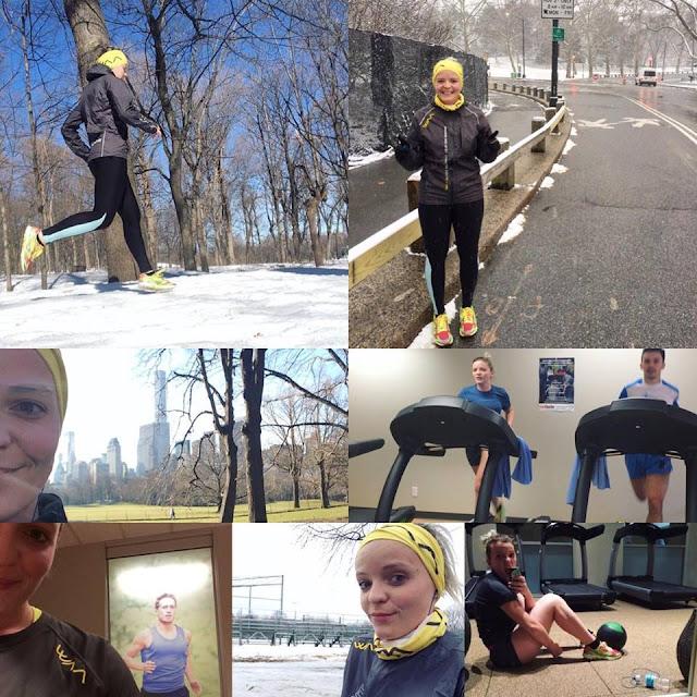 entrainement course à pied mars 2016