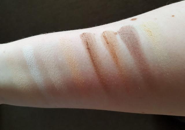 Makeup Revolution Ultra Pro HD Powder Contour Palette