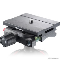 Manfrotto Q6 Top Lock Quick Release Adaptor Preview