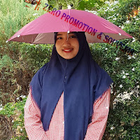 Souvenir payung topi - Headband