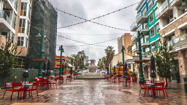 Sandiegoville Little Italy S Long Awaited Piazza Della