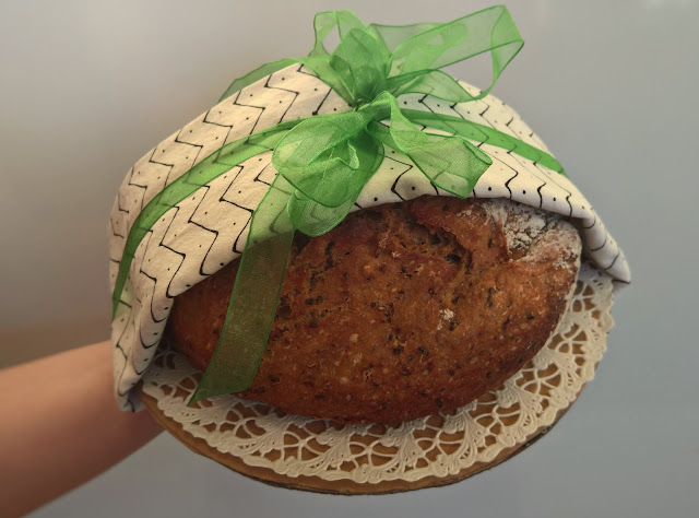 vaivaton leipä
