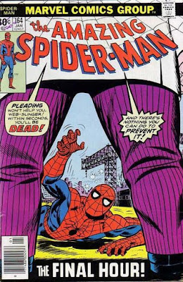 Amazing Spider-Man #164, the Kingpin