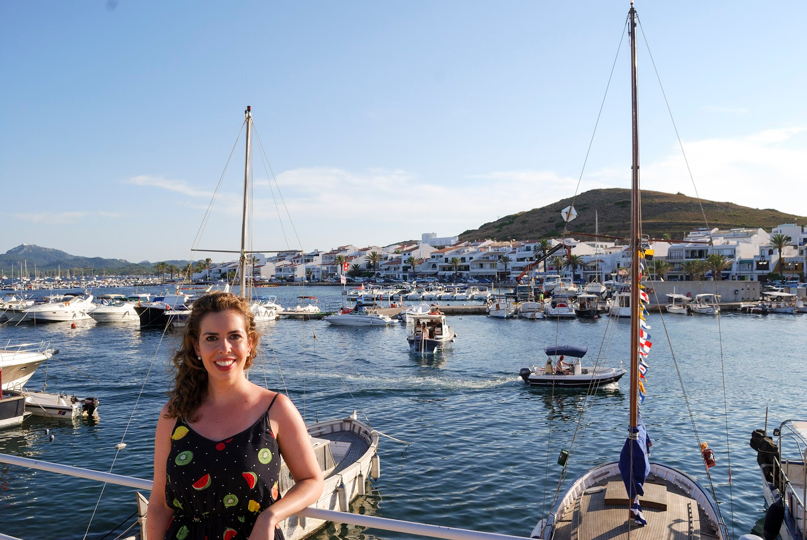 Fornells Menorca Spain itinerary what to do