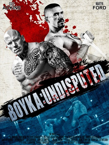 Boyka Undisputed 2016 English Bluray Movie Download