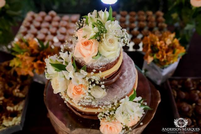 casamento real, destination wedding, mini wedding, cerimônia na praia, casamento ao ar livre, anderson marques, naked cake, mesa do bolo