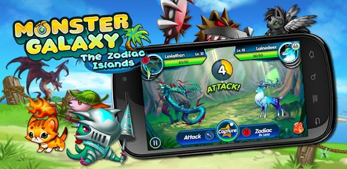 download game monster galaxy apk mod